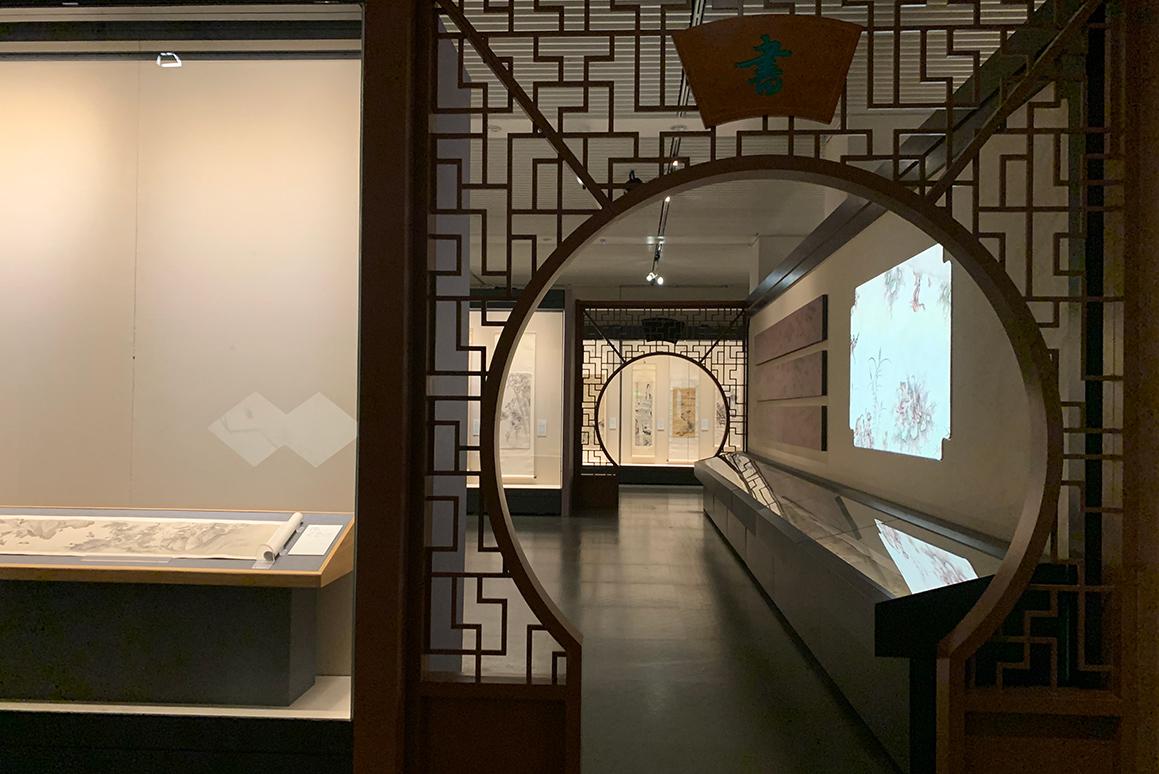 重庆三峡博物馆简介_国家典籍博物馆-展厅实景